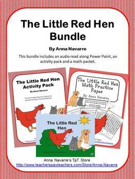 The Little Red Hen Bundle
