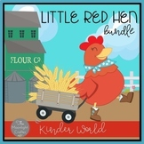 The Little Red Hen Bundle of Three