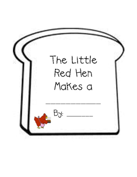 The Little Red Hen Creative Writing