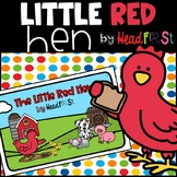 The Little Red Hen Cross-Curricular Fairy Tales Unit Nonfiction Chickens Passage