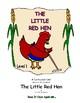 The Little Red Hen Level 1 Digital Version