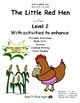The Little Red Hen Level 2 Digital Version
