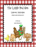 The Little Red Hen Literacy Activities aligned with the Co