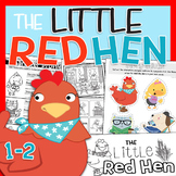 The Little Red Hen Literacy Unit