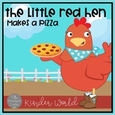 The Little Red Hen Makes a Pizza Book Companion