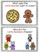 The Little Red Hen Makes a Pizza Book Companion...Adapted Book, Literacy & Math