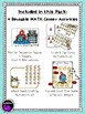 The Little Red Hen Math Activity Pack for Kindergarten