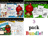 The Little Red Hen Bundle- Mixed ages/homeschooling