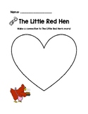 The Little Red Hen- Moral & Connection