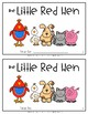 The Little Red Hen Reader