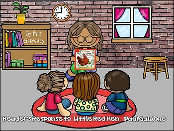 The Little Red Hen Reader's Response