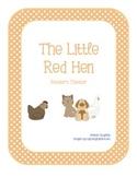 The Little Red Hen Reader's Theater Script