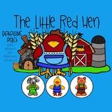 The Little Red Hen Retelling Pack