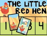 The Little Red Hen Sequencing