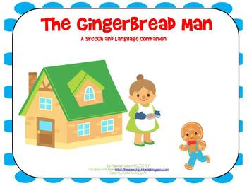 The Little Red Hen & The Gingerbread Man Story Companion Bundle