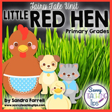 The Little Red Hen - a unit for beginning readers