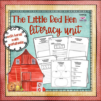 The Little Red Hen (Literacy Unit)