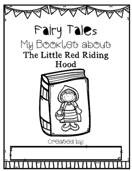 The Little Red Riding Hood Booklet