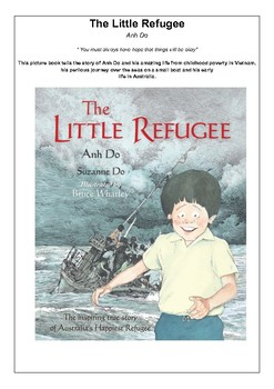 The Little Refugee Picture Book