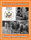 Brown v. the Board of Education, the Little Rock Nine and University Integration