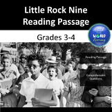 The Little Rock Nine: Grades 3 and 4