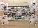 The Little Rock Nine Bulletin Board