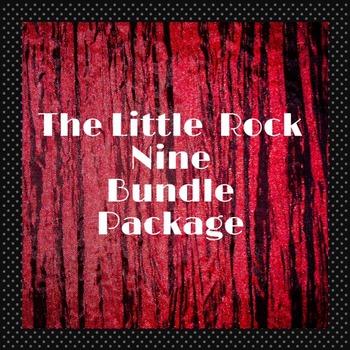 The Little Rock Nine: Struggle for Integration Bundle  Unit 7 Code X