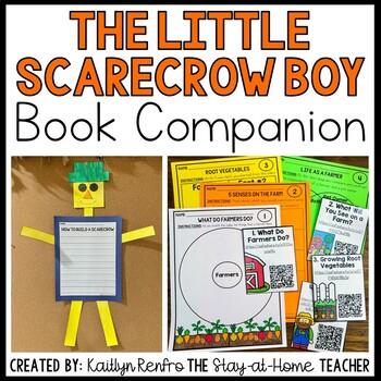 The Little Scarecrow Boy - Cross-Curricular Book Companion
