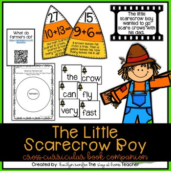 The Little Scarecrow Boy Cross-Curricular Book Companion
