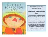 The Little Scarecrow Boy Play Doh Mats