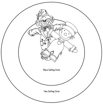 The Little Scarecrow Boy by Margaret Wise Brown {Setting Story Wheel} + Bonus