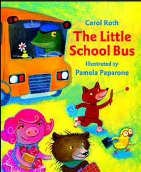 The Little School Bus Amazing Words PPT
