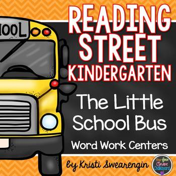 The Little School Bus Centers Unit 1 Week 1