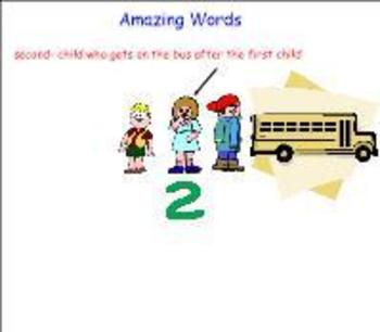 The Little School Bus K Reading Street Day 2 Whole Group