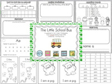 The Little School Bus Kindergarten Reading Street Supplement