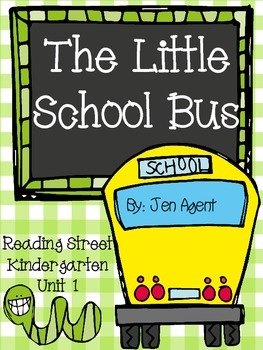 The Little School Bus {D'Nealian Version}