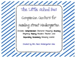 The Little School Bus Reading Street Companion Centers