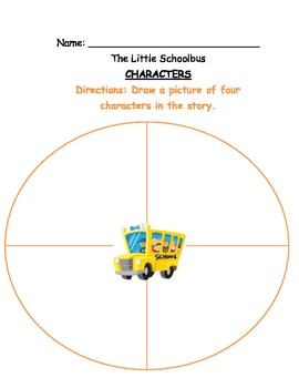 The Little School Bus - Skill: Character