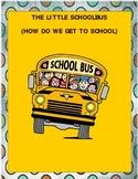 The Little School Bus - Teachers Activities, Handouts, & Centers Kit