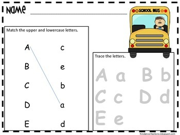The Little School Bus Unit And Activities By