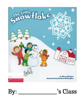The Little Snowflake Class Book Cover