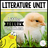 The Little Yellow Chicken Language Workshop Mini Unit