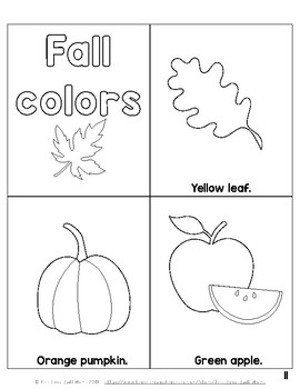 The Little Yellow Leaf: Book Companion Activities