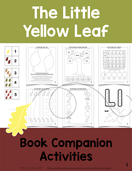 The Little Yellow Leaf: 15 Book Activities