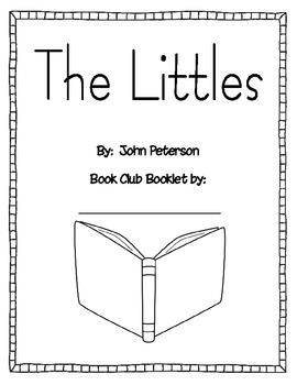 The Littles Book Club Packet