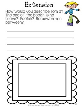The Littles Book Report Packet