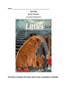 The Littles- Literature Circle Unit