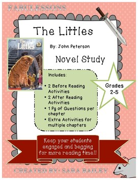 The Littles Novel Study