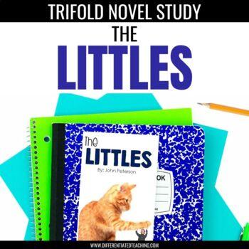 The Littles Trifold Novel Study Unit