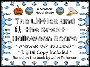 The Littles and the Great Halloween Scare (Peterson) Novel Study / Comprehension